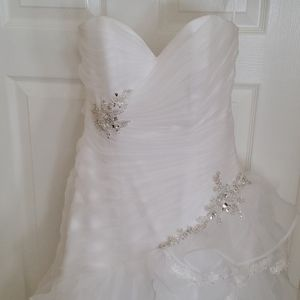 Alfred Angelo Disney Fairy Tale Wedding Dress